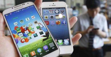 Cómo Compartir Internet e Intercambiar Datos en teléfonos Android e iOS 1