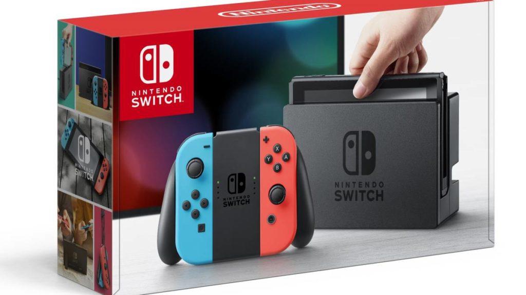 Cuánto Cuesta y Qué Incluye la Nintendo Switch 1