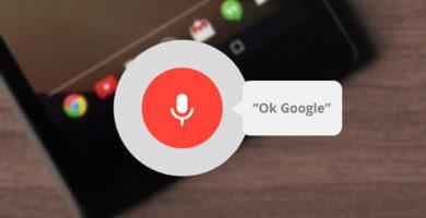 Lista Comandos Voz de Ok, Google 1
