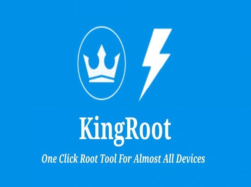 logo de kingroot para equipos moviles