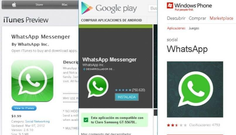 descarlar la apk de whatsapp