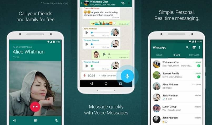 en que se parece whatsapp a skype