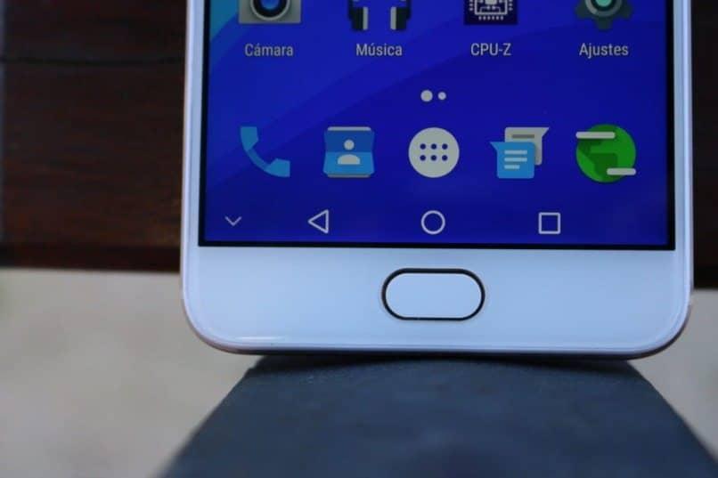 movil boton bloqueo huella digital android iphone
