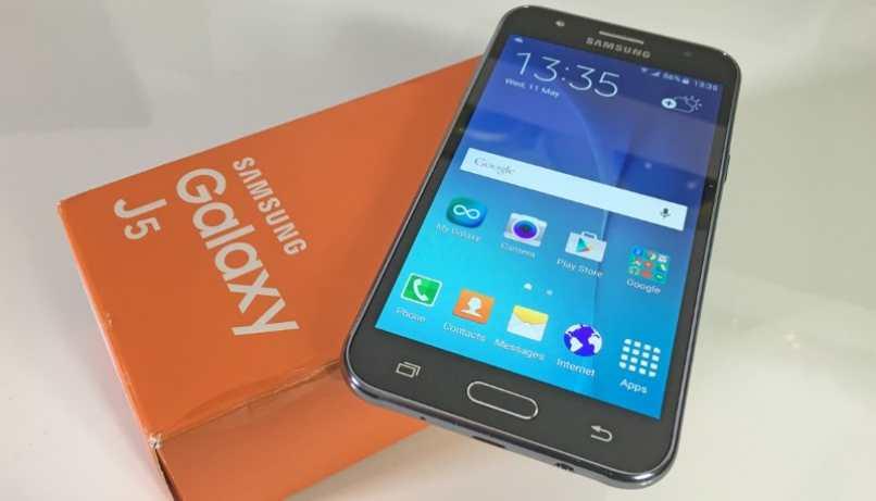 borrar las aplicaciones preinstaladas del Galaxy J5