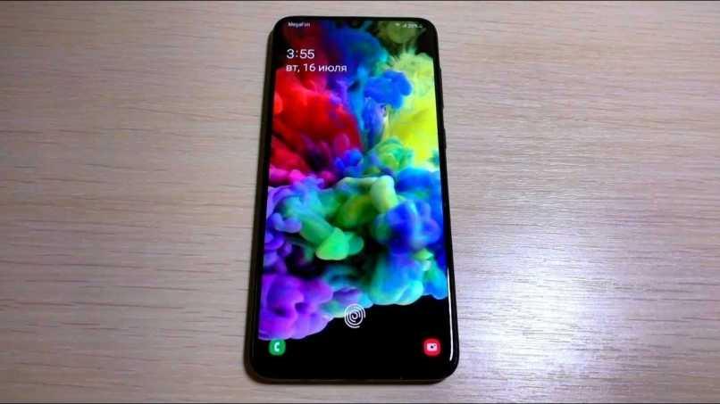 celular se queda en negro samsung