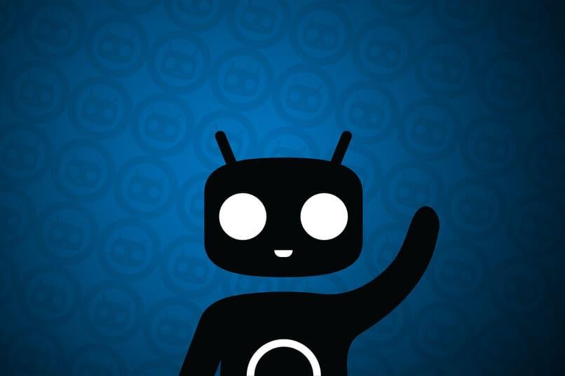 mascota de cyanogenmod