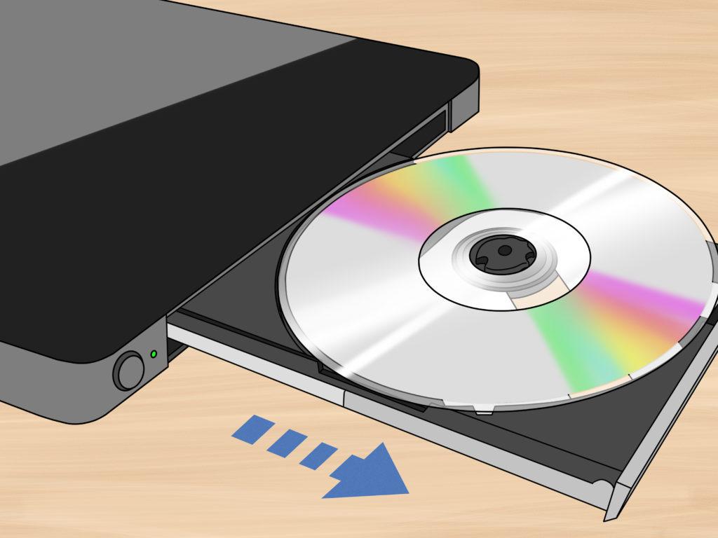 Cómo Grabar una Película en un DVD-RW con o sin Programas 1