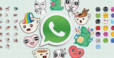 Cómo Usar los Stickers de WhatsApp en Móviles iOS y Android 1
