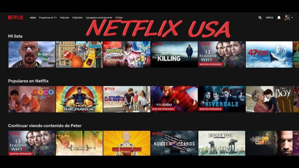 Cómo Ver Netflix de Estados Unidos Desde España con una VPN Rápido y Fácil 1