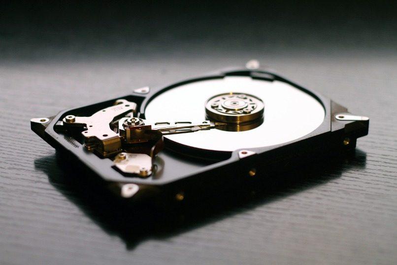 disco duro de una computadora