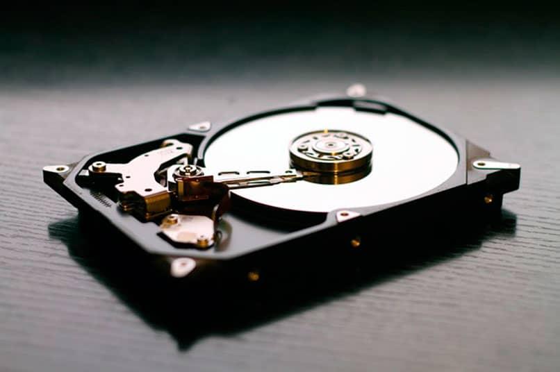 disco duro de una pc