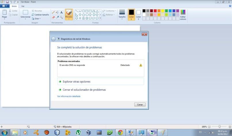 configuracion dns pc