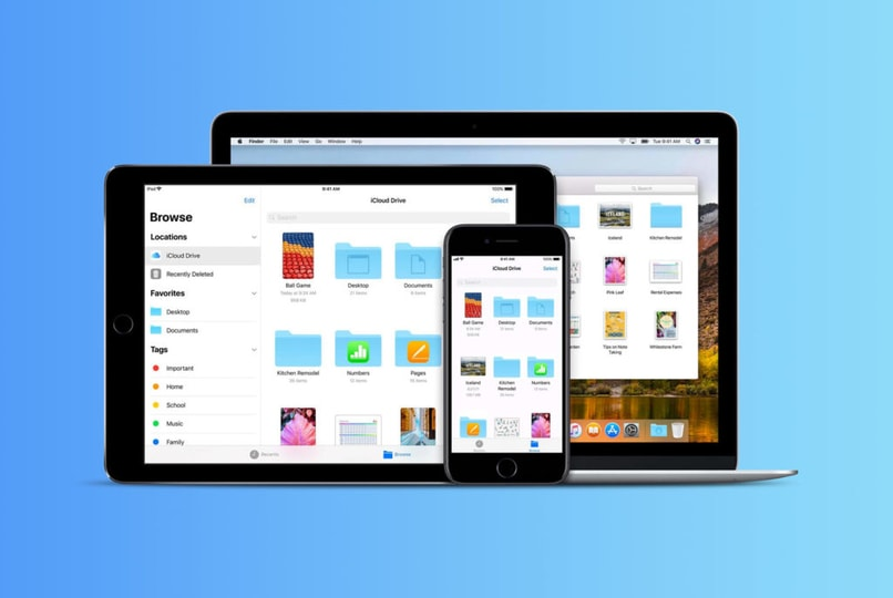 equipos de apple compatibles con icloud
