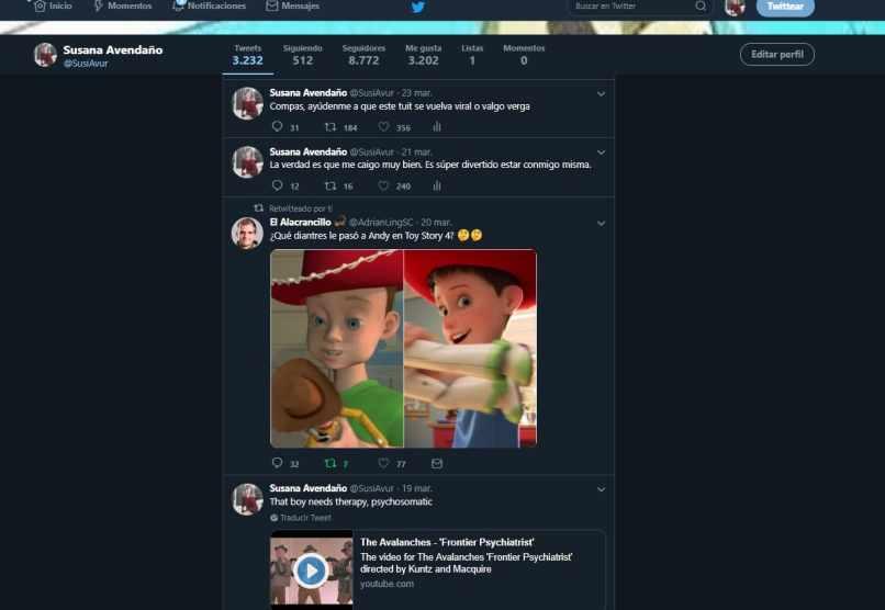 inicio twitter toy story