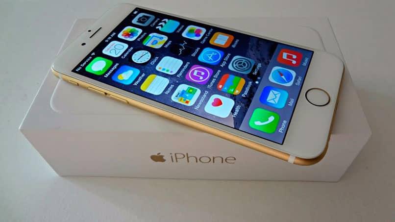 restablecer un iPhone