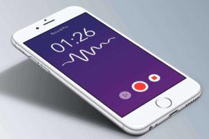 Las Mejores Aplicaciones Para Grabar la Voz en iPhone 2019 1