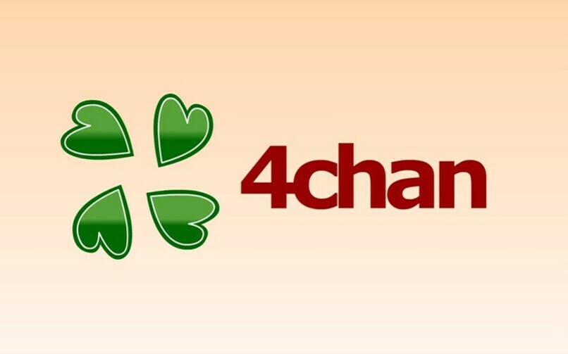 logo clasico de 4chan