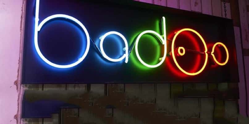 anuncion badoo neon