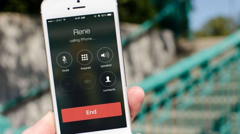grabar llamada de telefono