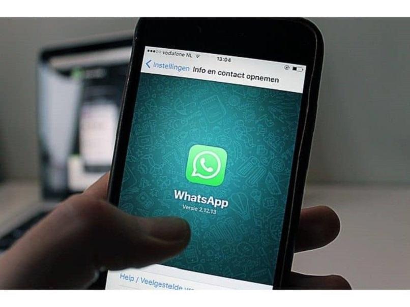 enviar mensaje con una aplicacion