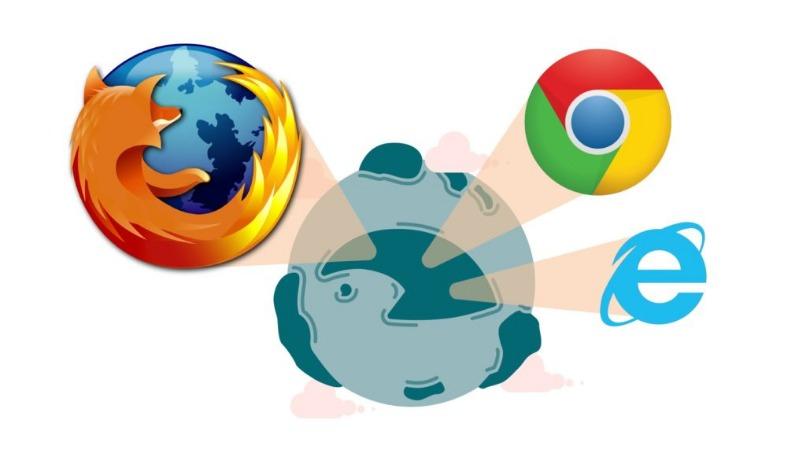 explorer chrome firefox mejores navegadores