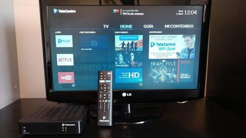 programar grabación en Smart TV