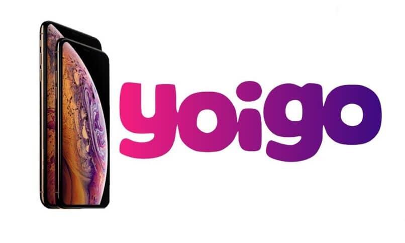 movil con el logo de yoigo a un lado