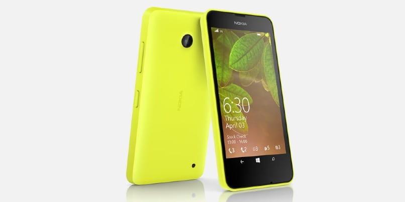 nokia con windows phone