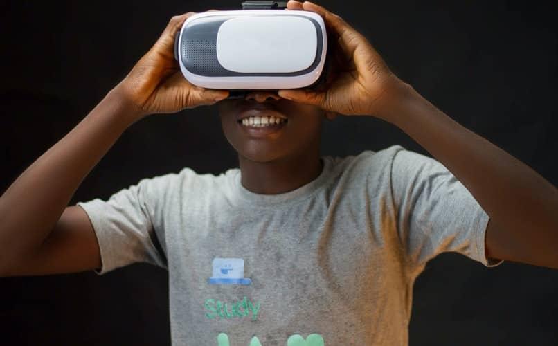 crear gafas realidad virtual