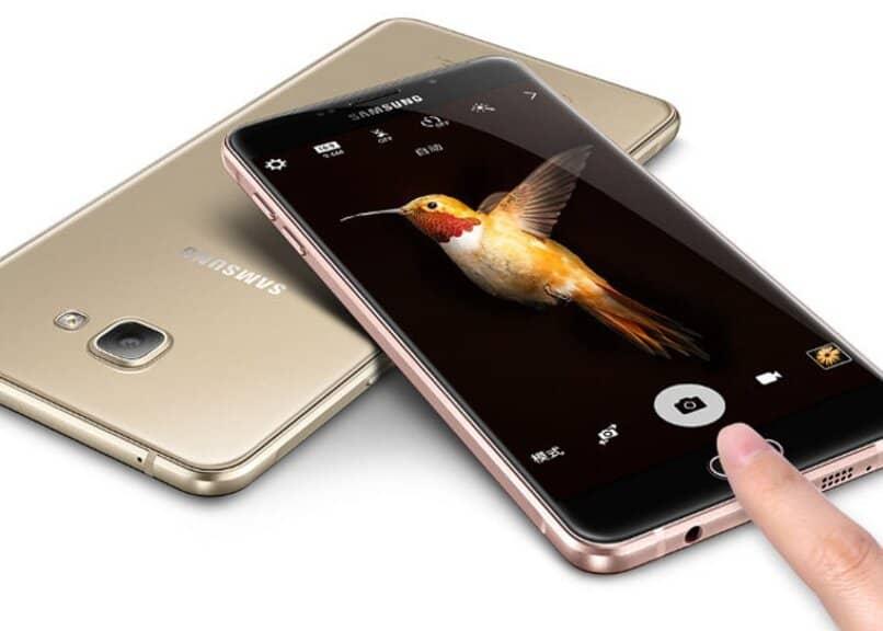 utilizar smartphones telefonos tablets