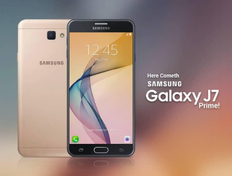 el mejor samsung galaxy j7 prime