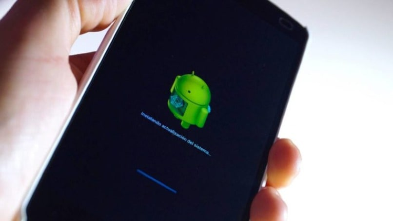 hard reset movil android