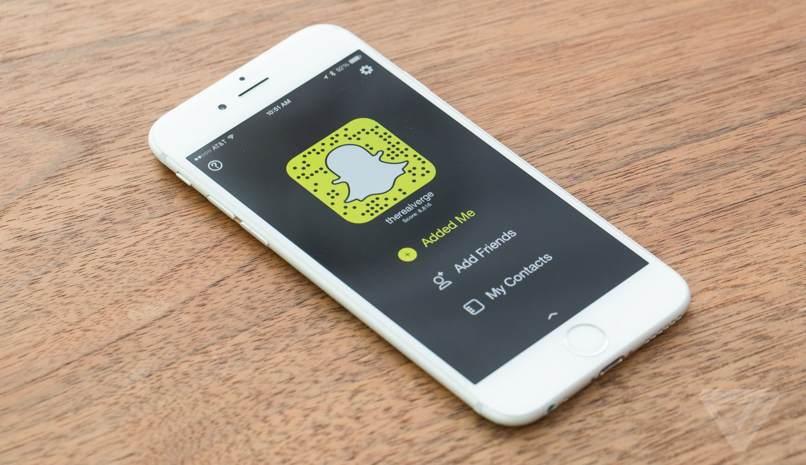 mejorar edición snapchat