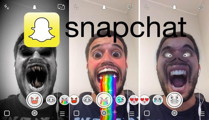 efectos nuevos fotos snapchat