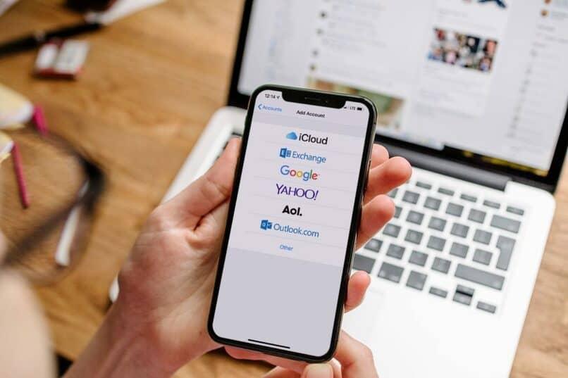 configurar gmail en un dispositivo movil