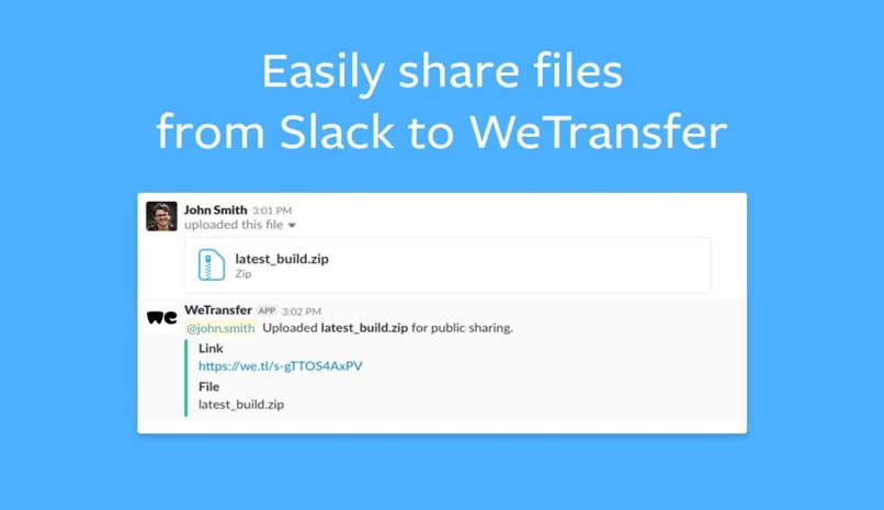 envia archivos pesado wetransfer