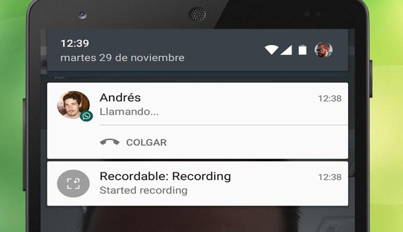 grabar audios whatsapp