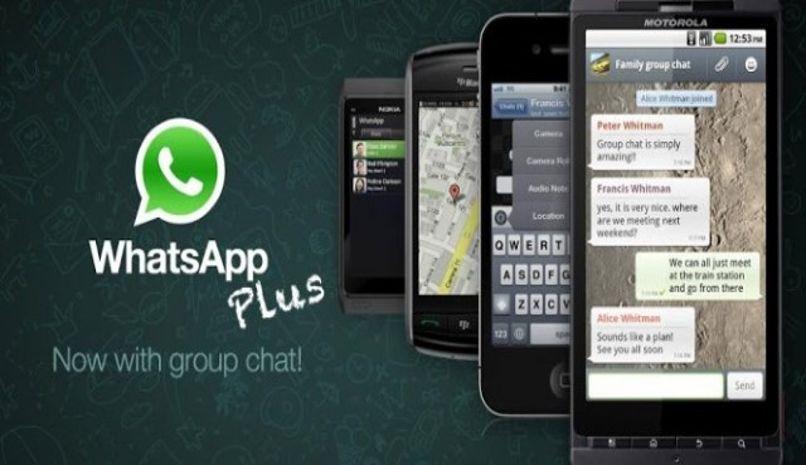 activar whatsapp plus