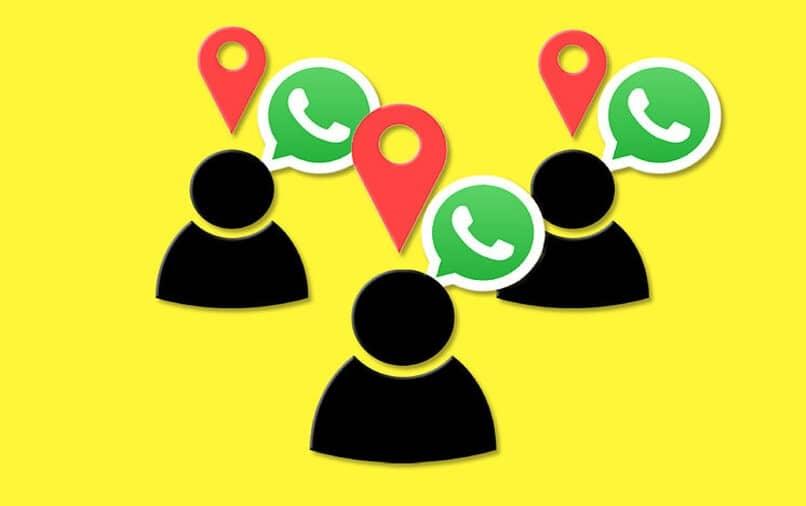 compartir geolocalización whatsapp