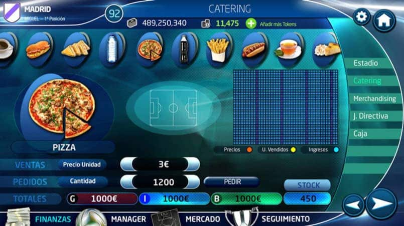 descargar apk football para android