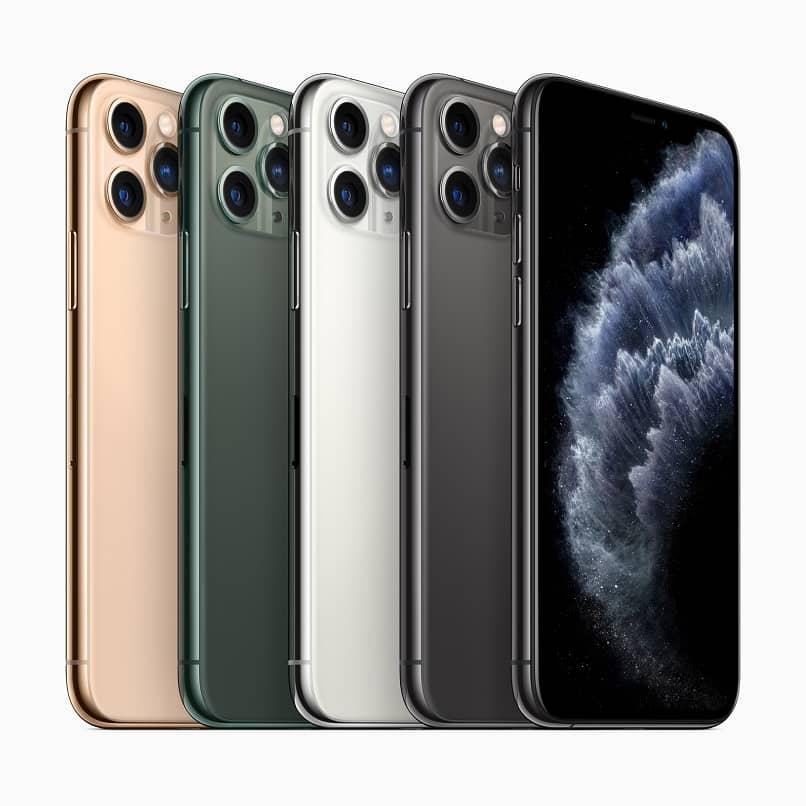 modelos iphone