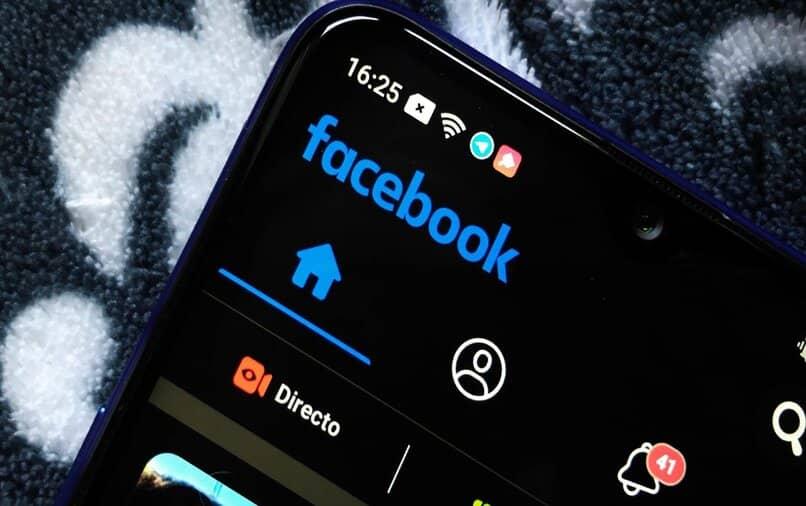 facebook agenda contactos