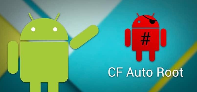 proceso de rooteo de android con cf auto root