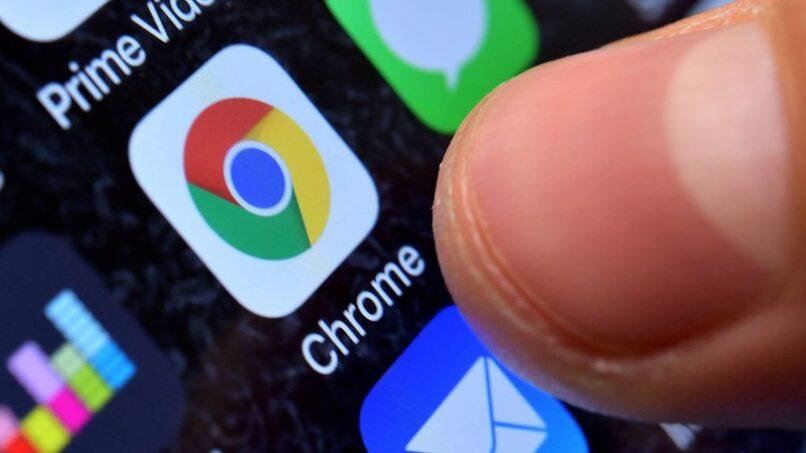 telefono aplicacion google chrome