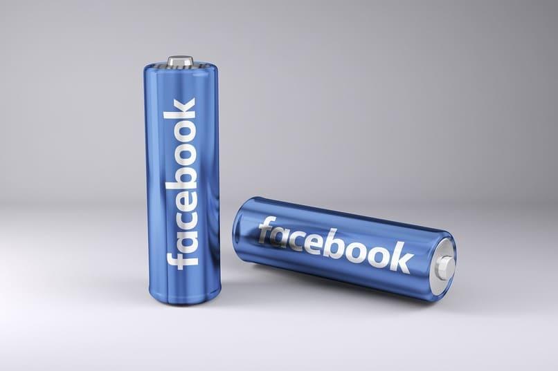 baterias con color azul