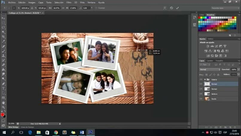 usar programa photoshop