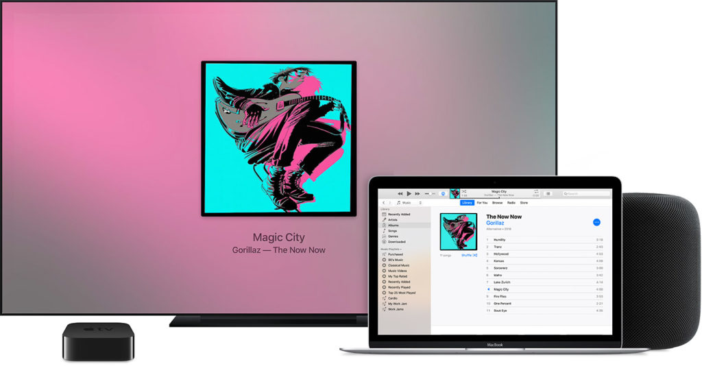 Cómo Activar el Sistema Airplay de Apple en Mac, iPhone y Android