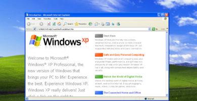 Cómo Actualizar tu Sistema Operativo Windows XP Paso a Paso