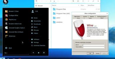 Cómo Ejecutar Aplicaciones y Juegos de Windows en ordenadores Linux