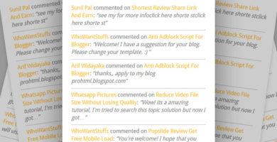 Cómo Permitir Respuestas a los Comentarios en mis Publicaciones en Blogger